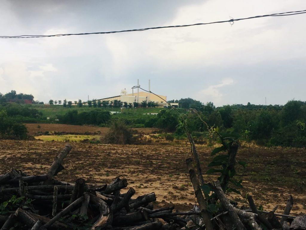 Nằm ngày phía sau KCN Phước Bình