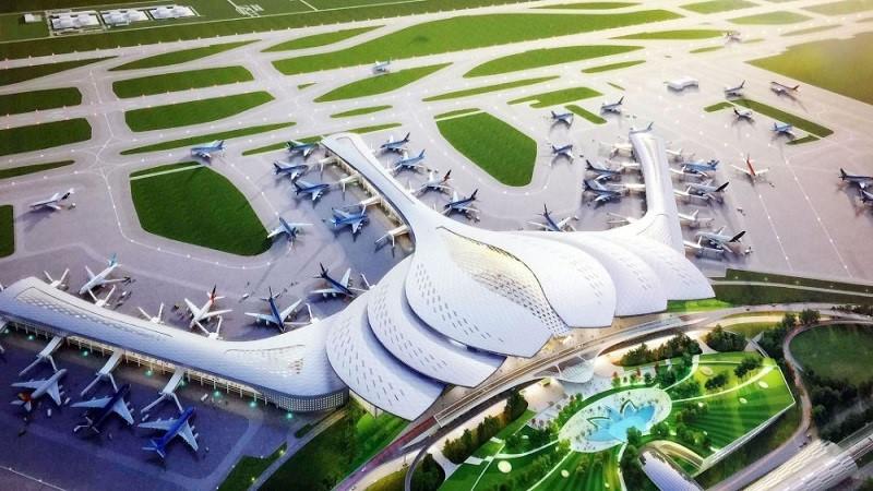 Đất dự án sân bay Long Thành đang được rất nhiều người quan tâm