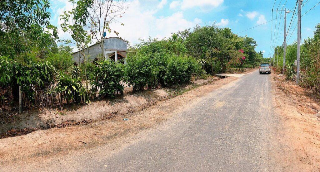 Đất nằm liền kề mặt tiền Bàu Cạn - Long Phước chỉ 450m, cách QL 51 chỉ 3 km