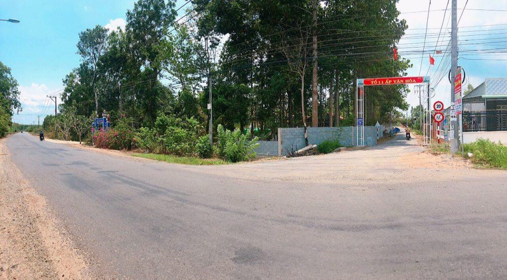 Đất Long Phước, ngay mặt tiền hẻm chùa Long Quang