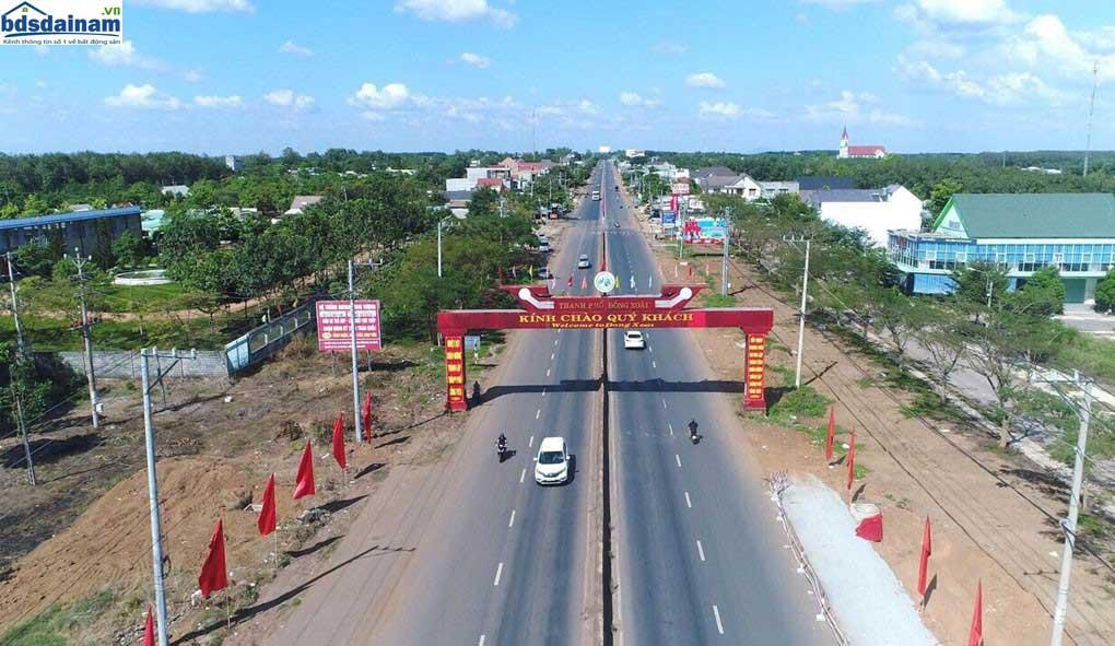 Cơ sỏ hạ tầng của Long Thành vào loại tốt nhất Việt Nam hiện nay