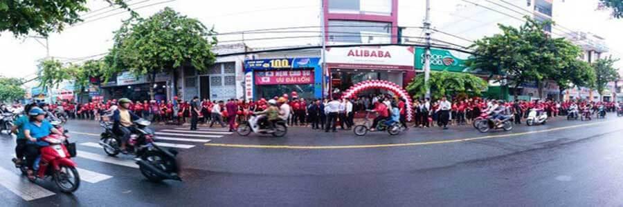 Nguyễn Thái Luyện từng tự hào rằng đây là sàn giao dịch BĐS thứ 11 của Alibaba
