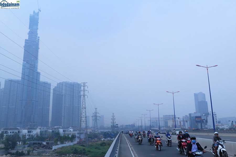 Cơ sở hạ tầng của Bình Dương vào loại tốt nhất nhì Việt Nam
